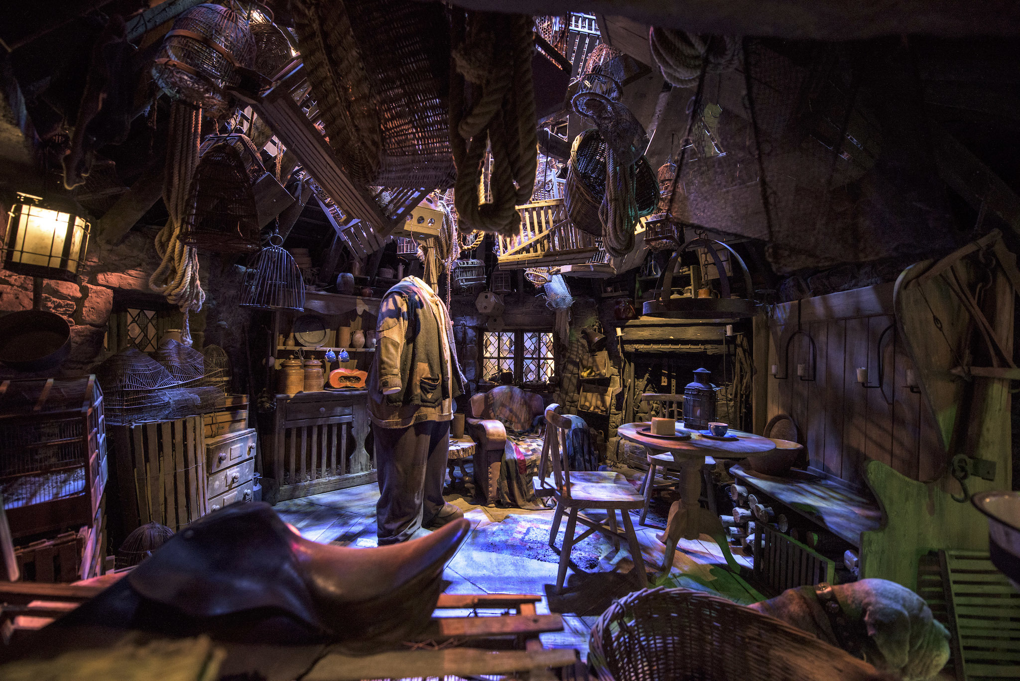 DO NOT REUSE - Harry Potter set at Warner Bros Studio Tour London, Creative Solutions Campaign