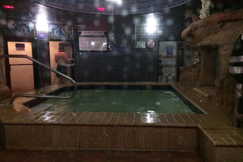 Russian & Turkish Baths