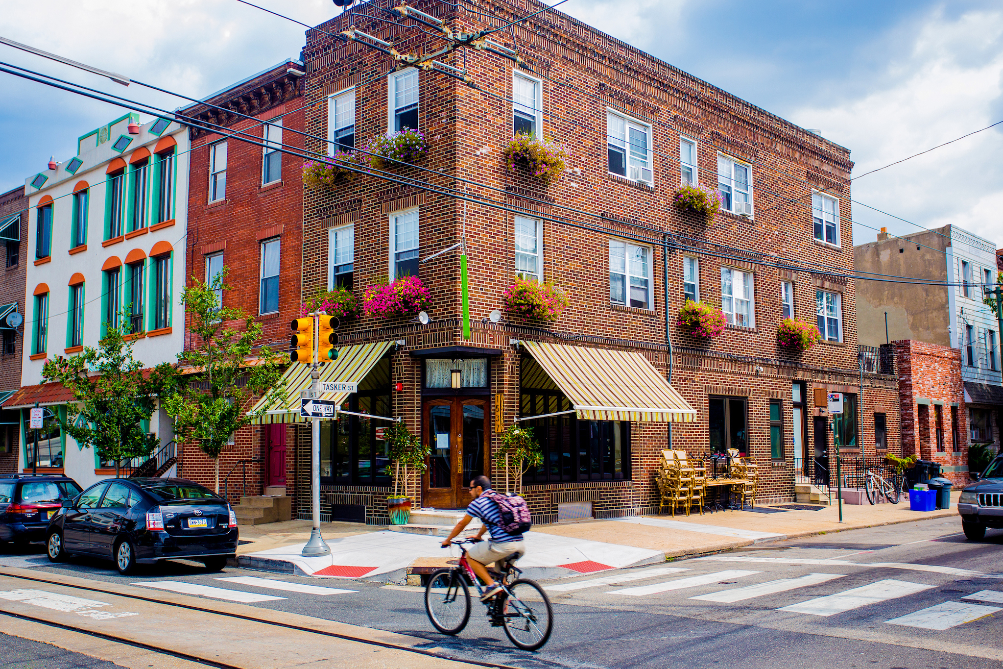 Looking for where to stay in Philadelphia? Try South Philly to explore the Italian Market and East Passyunk Avenue.