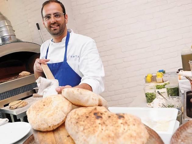 An Evening with Chef Alon Shaya