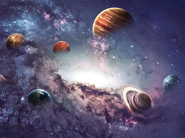 Todopoderosos: la aventura espacial