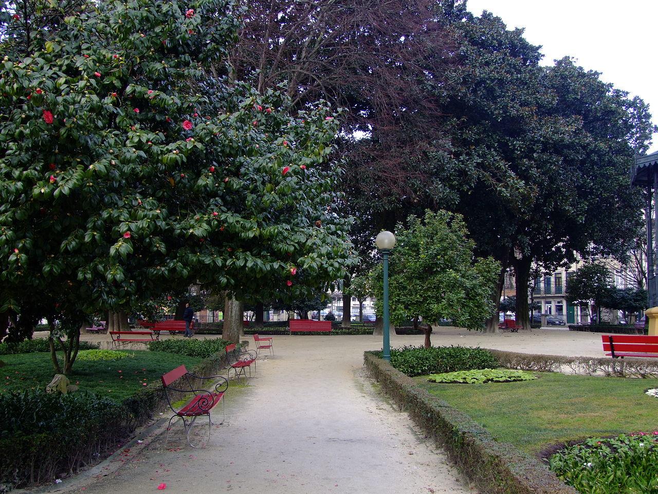 Jardim de São Lázaro
