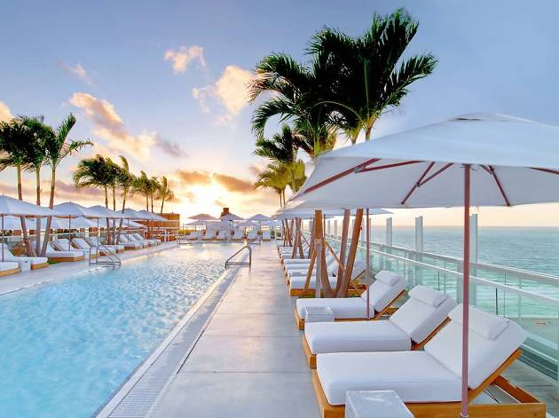 The best rooftop bars in Miami you need to try now