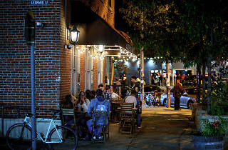 If you want to know where to stay in Philadelphia, check out Fishtown for hip bars, great restaurants and nightlife