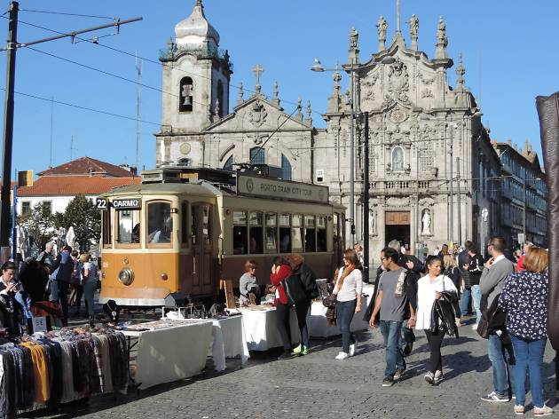 Mercado de Artesanato do Porto