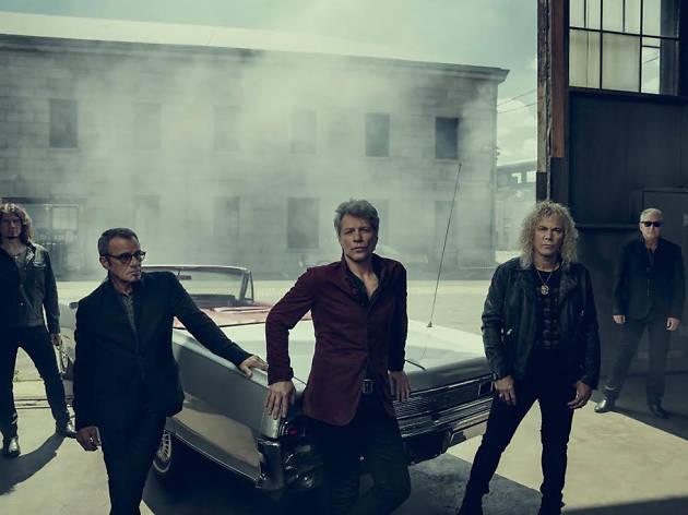 Catch Bon Jovi live