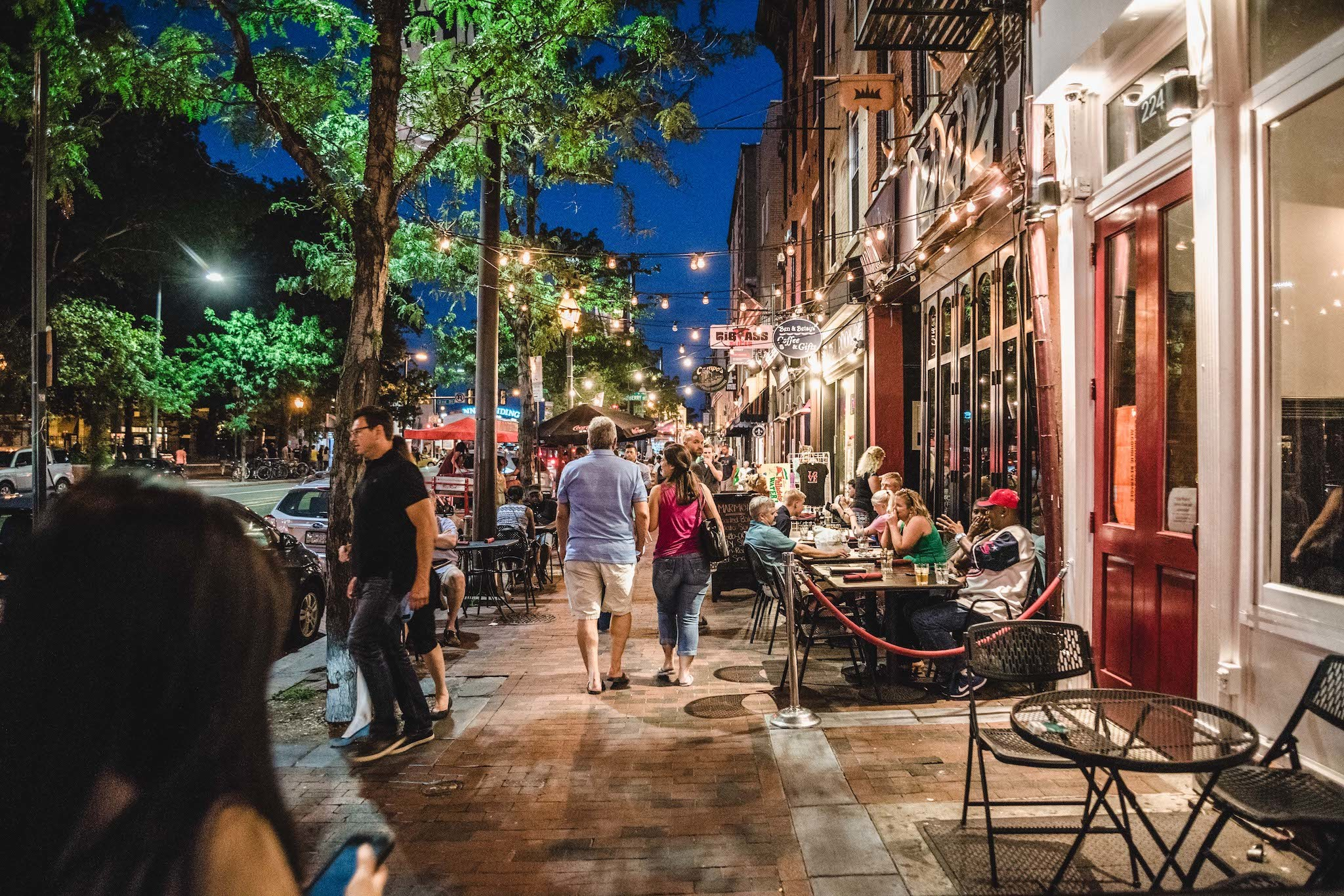 If you're looking for somewhere to stay in Philadelphia consider Old City with all its amazing historical sites.
