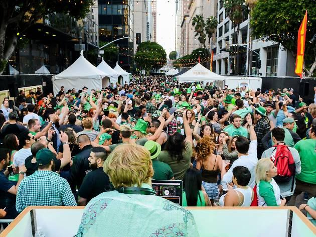 Casey's St. Patrick's Day Street Festival