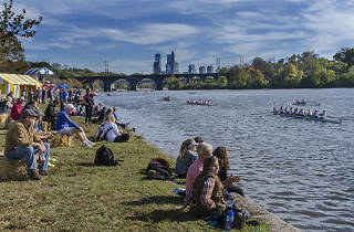 Dad Vail Regatta is an annual tradition on the Schuylkill River in Philadelphia