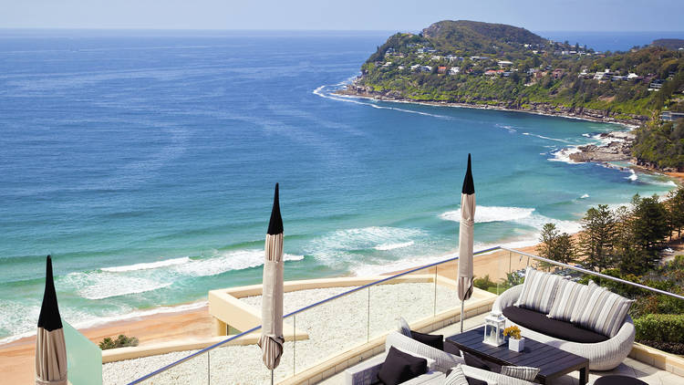 The best romantic hotels in Sydney