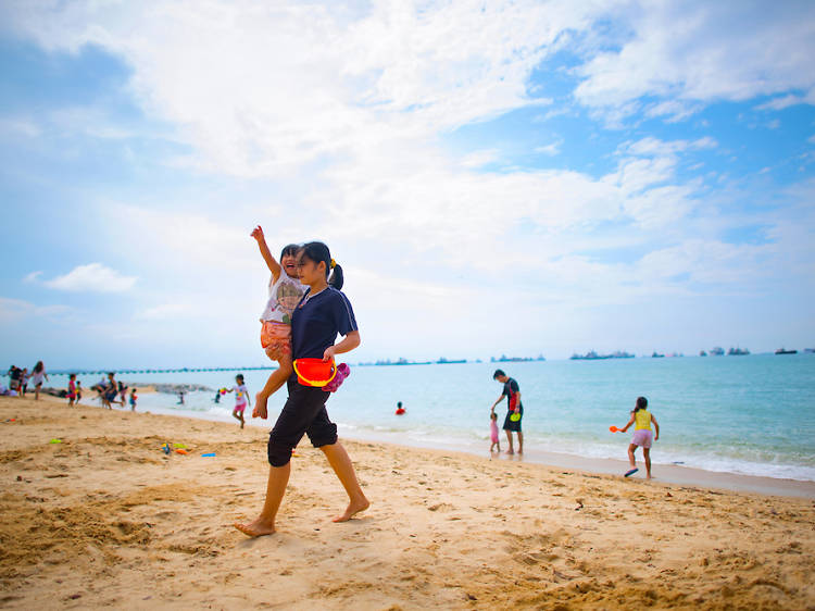 The best beaches in Singapore for fun in the sun