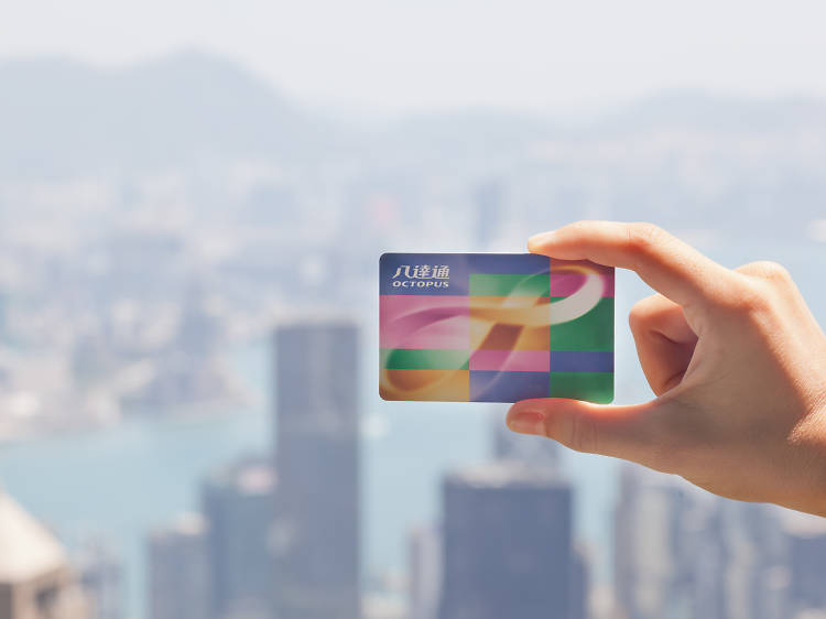 Tell anyone that will listen about the wonder that is your Octopus card