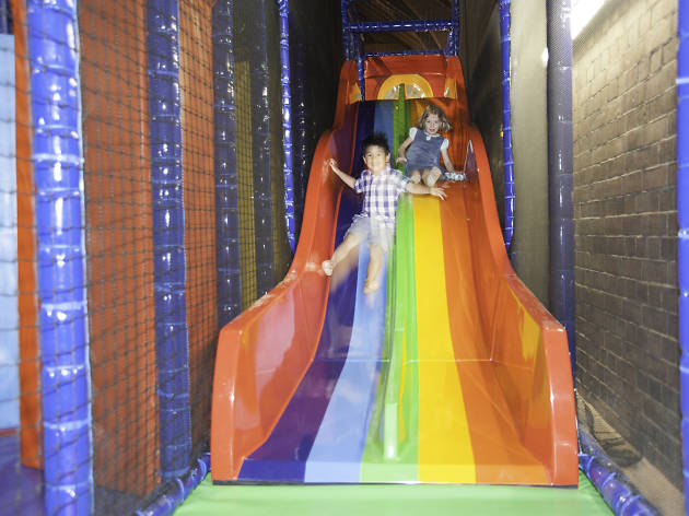 The Sheriff Centre soft play