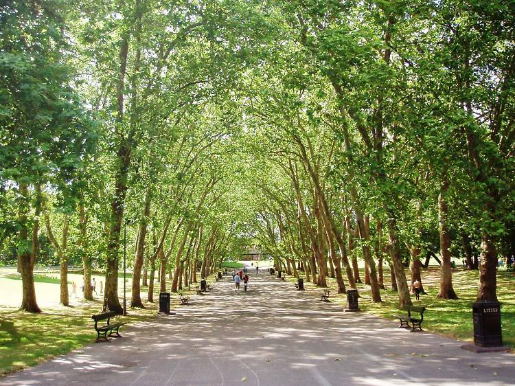 10 amazing local parks in London