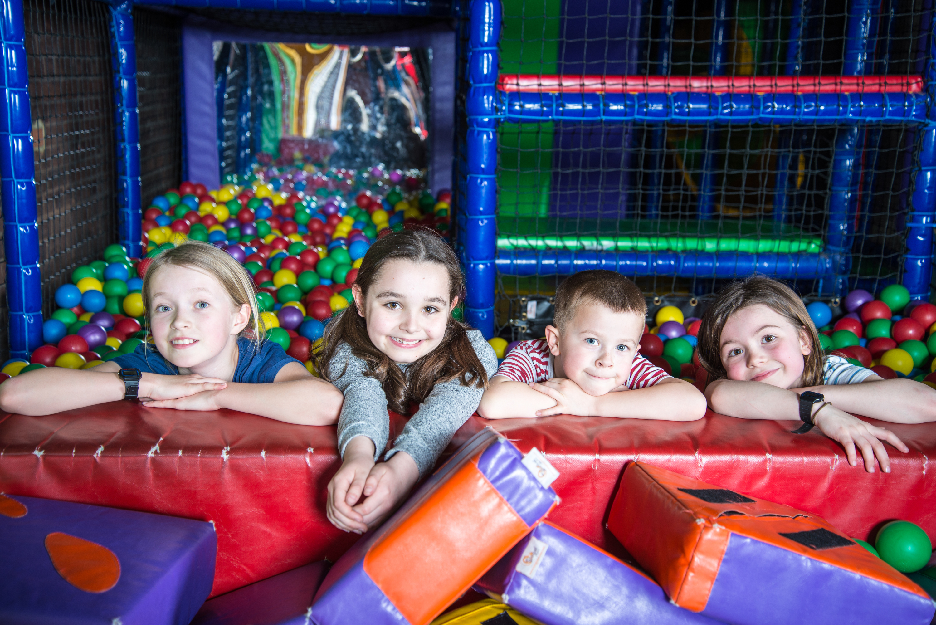 The Sheriff Centre soft play space