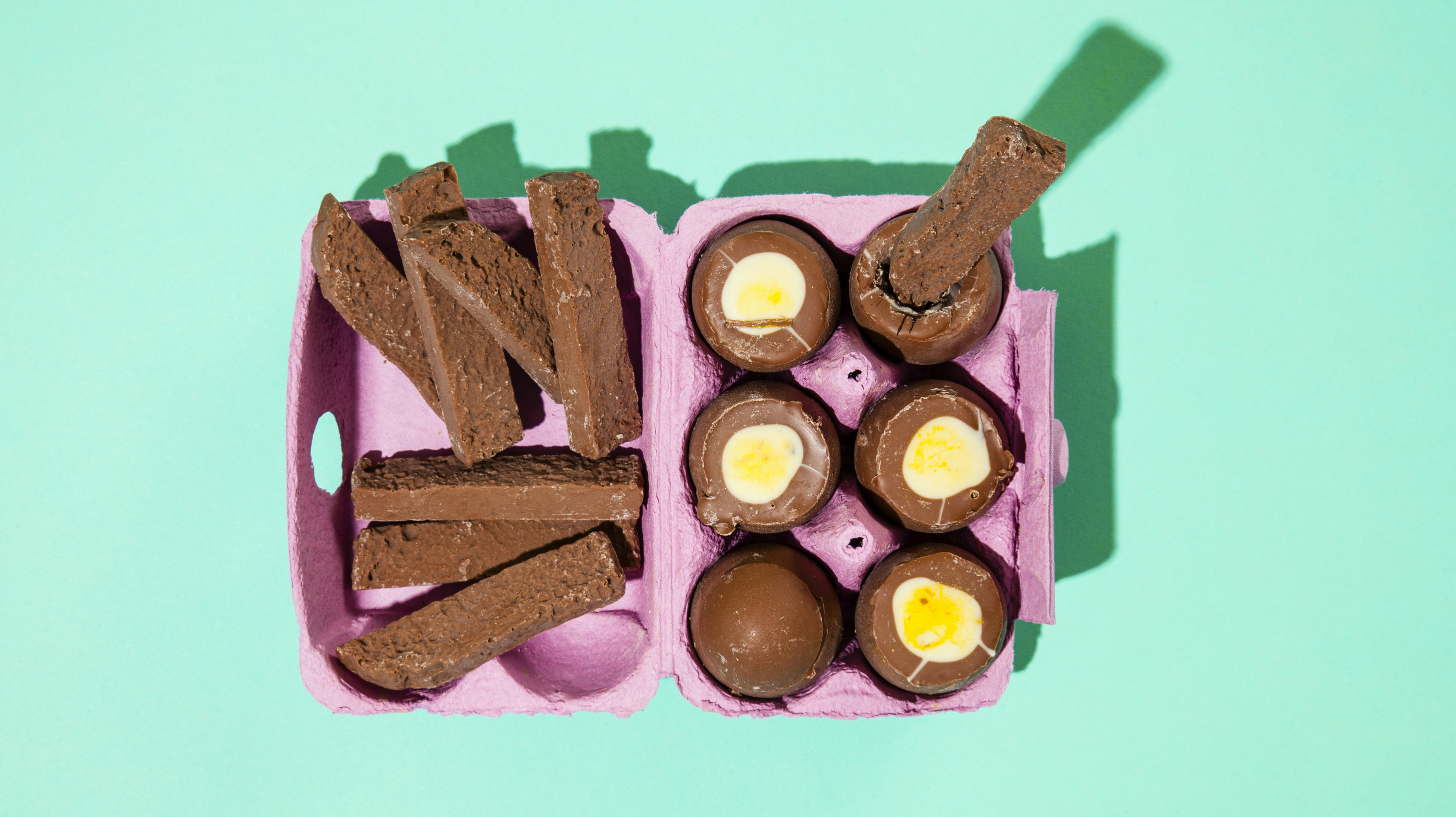 9 weird and wonderful chocolate treats to scoff this Easter