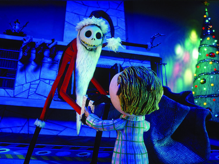 The Nightmare Before Christmas (1993)