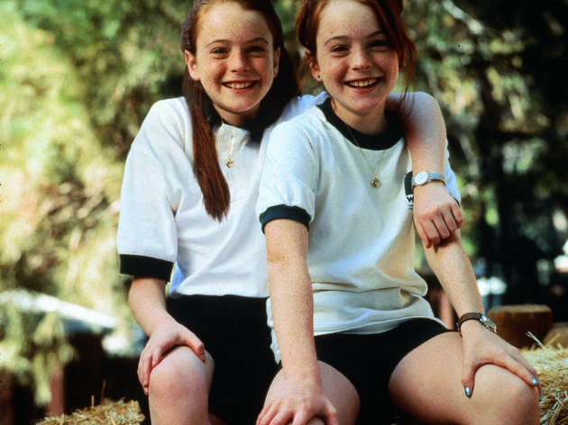 Title:  The Parent Trap.Copyright: Walt Disney Pictures.