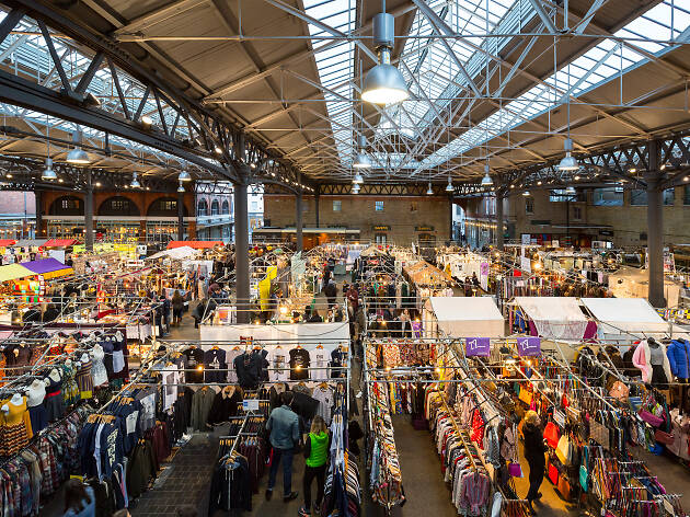 Spitalfields ares guide 2018