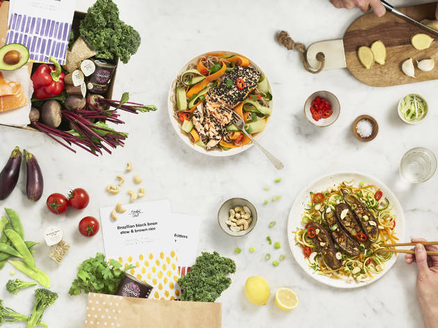 Mindful Chef food boxes