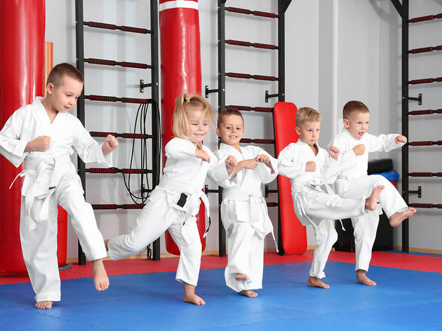 Best Karate Classes for Kids in NYC