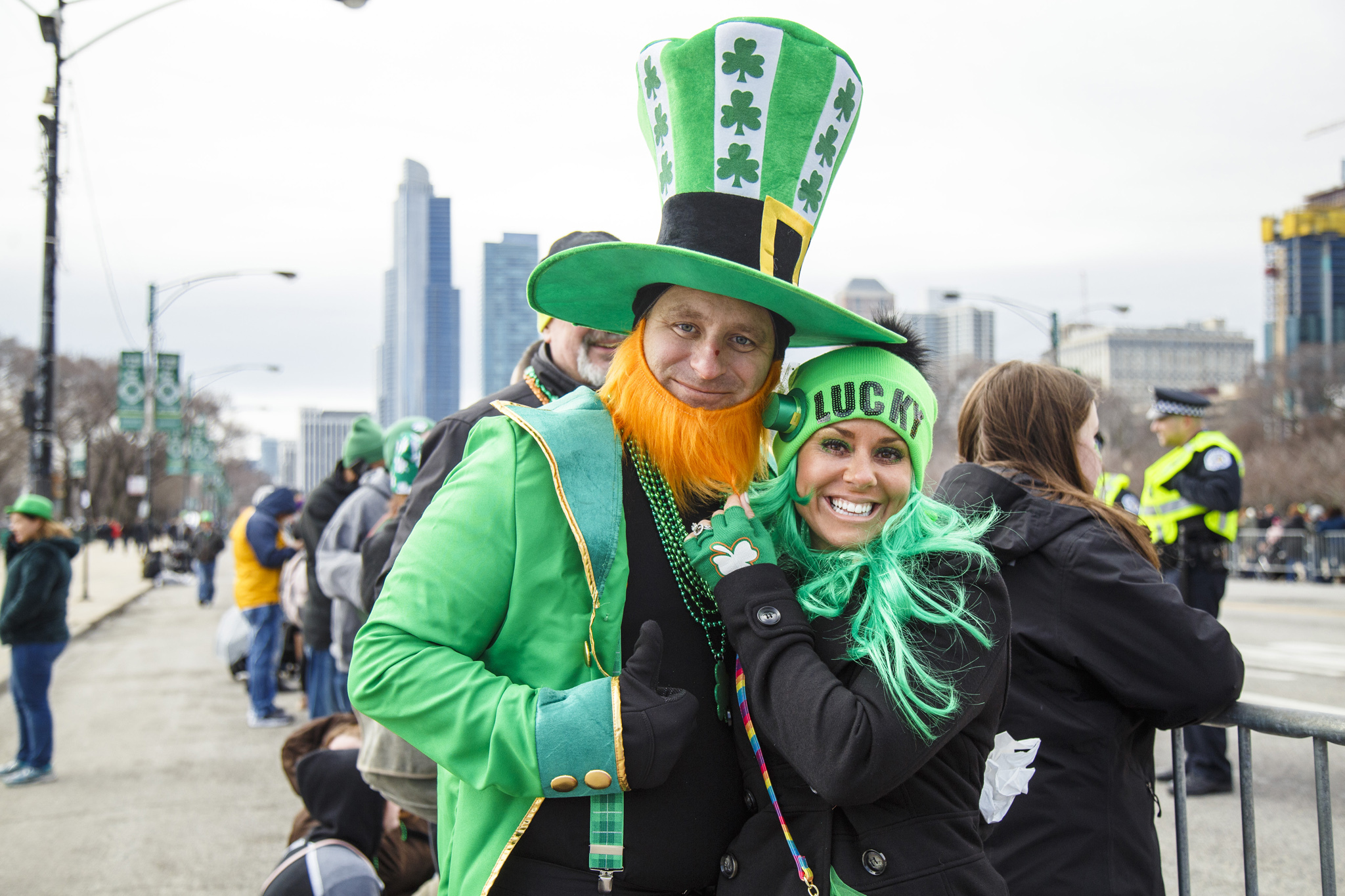 12ad0b4a1 Where to Watch the St. Patrick's Day Parade in Chicago