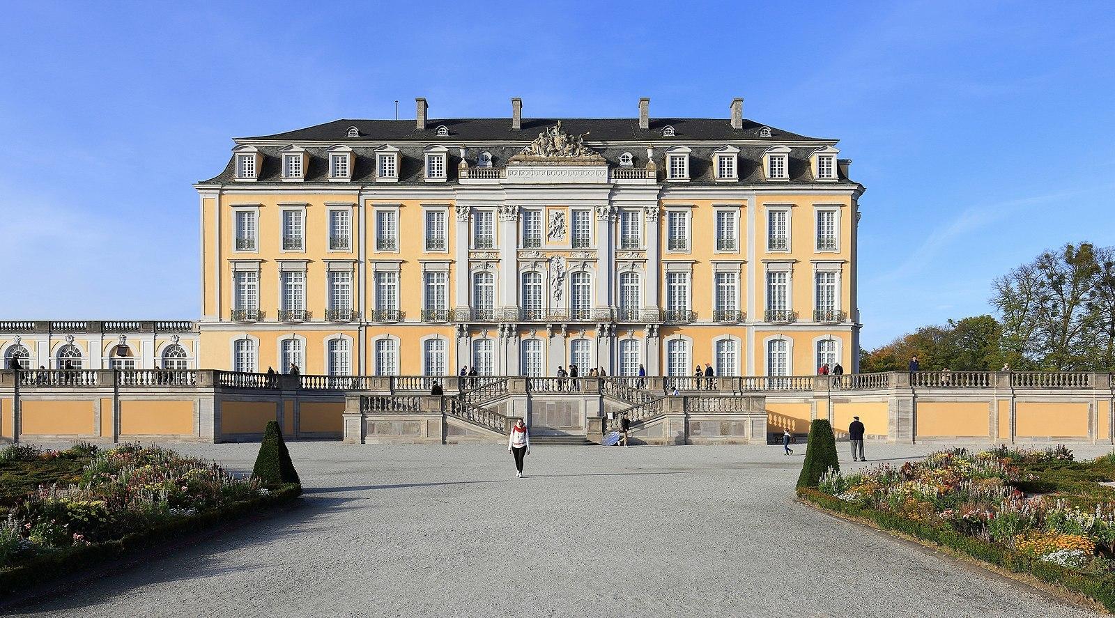 Schloss Augustusburg, Bonn