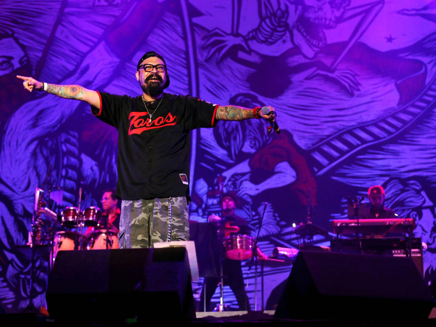 Panteón Rococo en el Vive Latino 2018