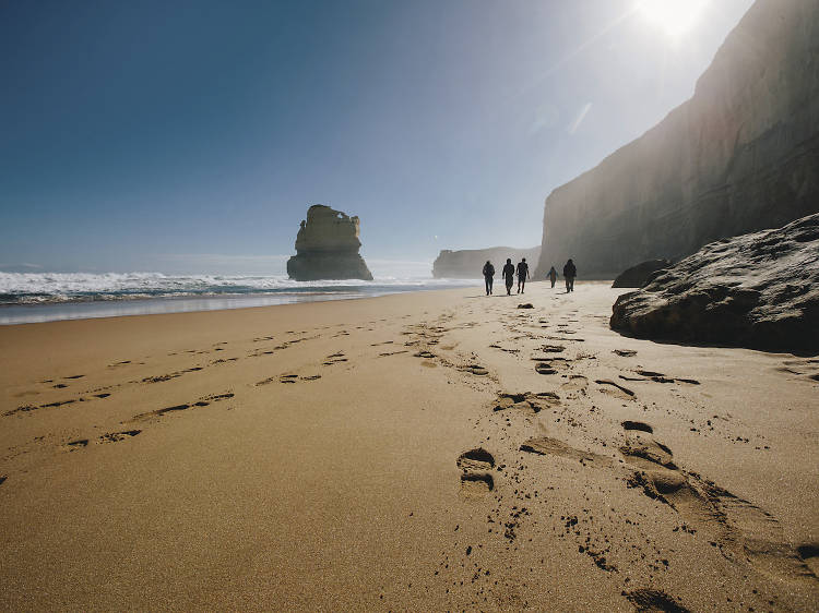 Twelve Apostles and surrounds