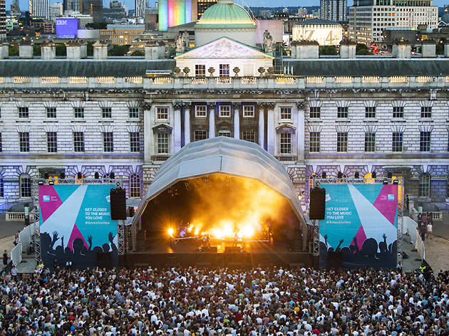 The Roots, Róisín Murphy, De La Soul and more are playing Somerset House Summer Series 2018