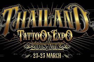 Thailand Tattoo Expo