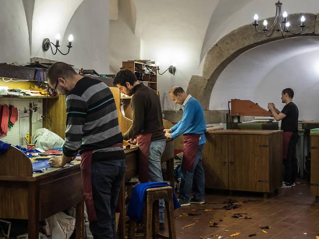 Atelier da Luvaria Ulisses