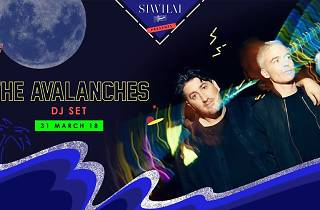 Siwilai Tour - The Avalanches