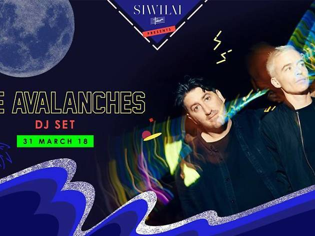 Siwilai Tour, The Avalanches
