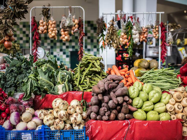O melhor dos mercados de Lisboa