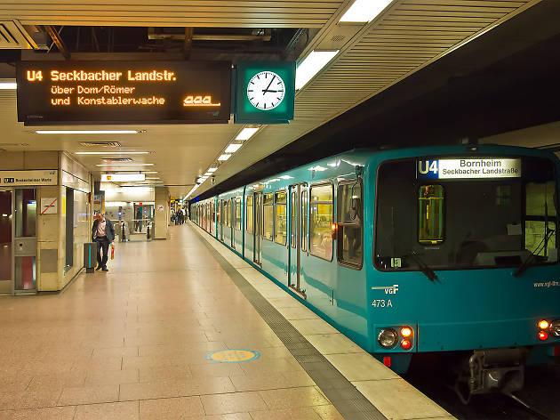 Metro, Frankfurt