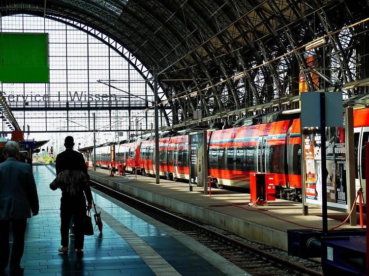 Public transport in Frankfurt, explained