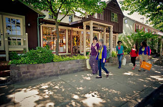 You can shop for days along Main Street in New Hope, PA