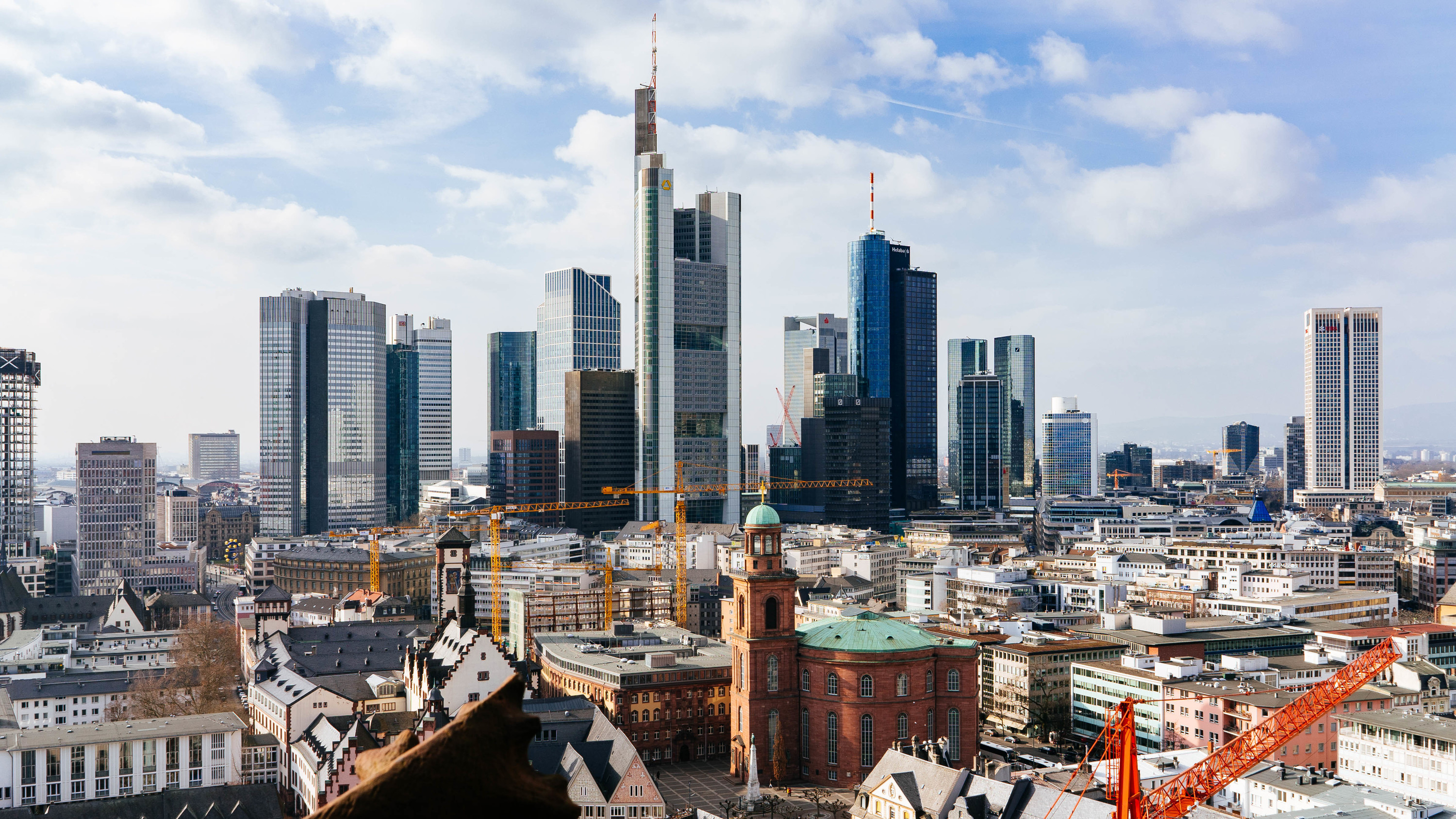 Your essential Frankfurt travel guide