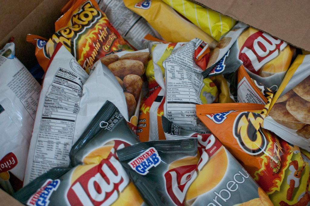 NYC bodegas are experiencing a Doritos shortage