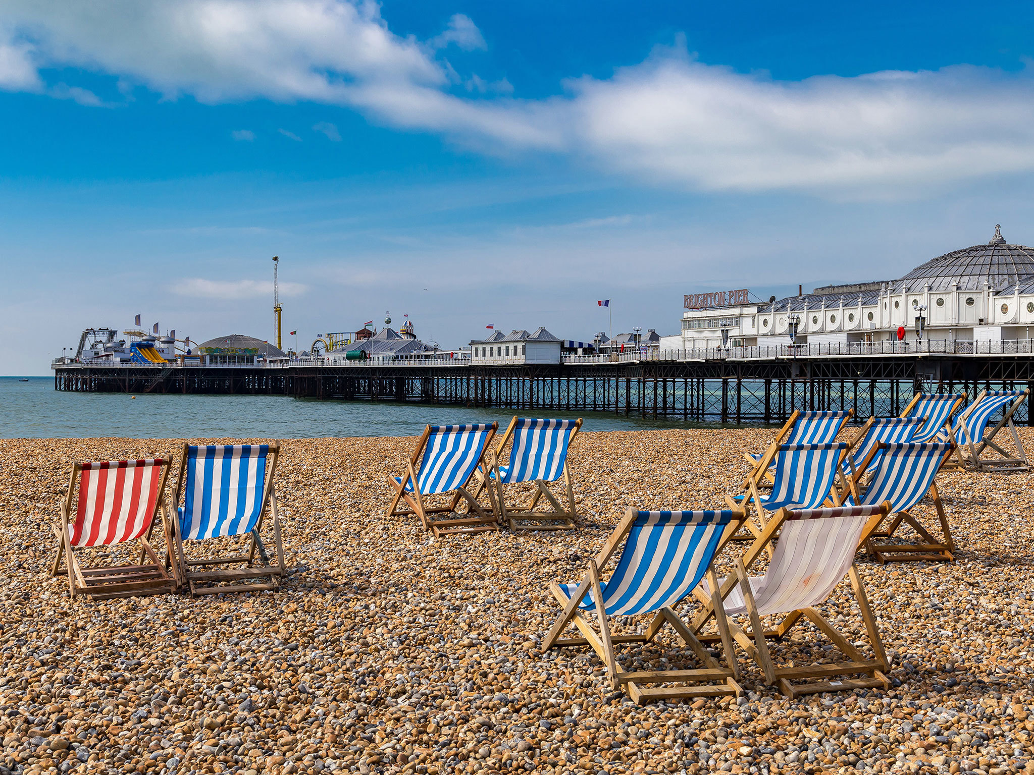 Brighton - best day trips from London 2018
