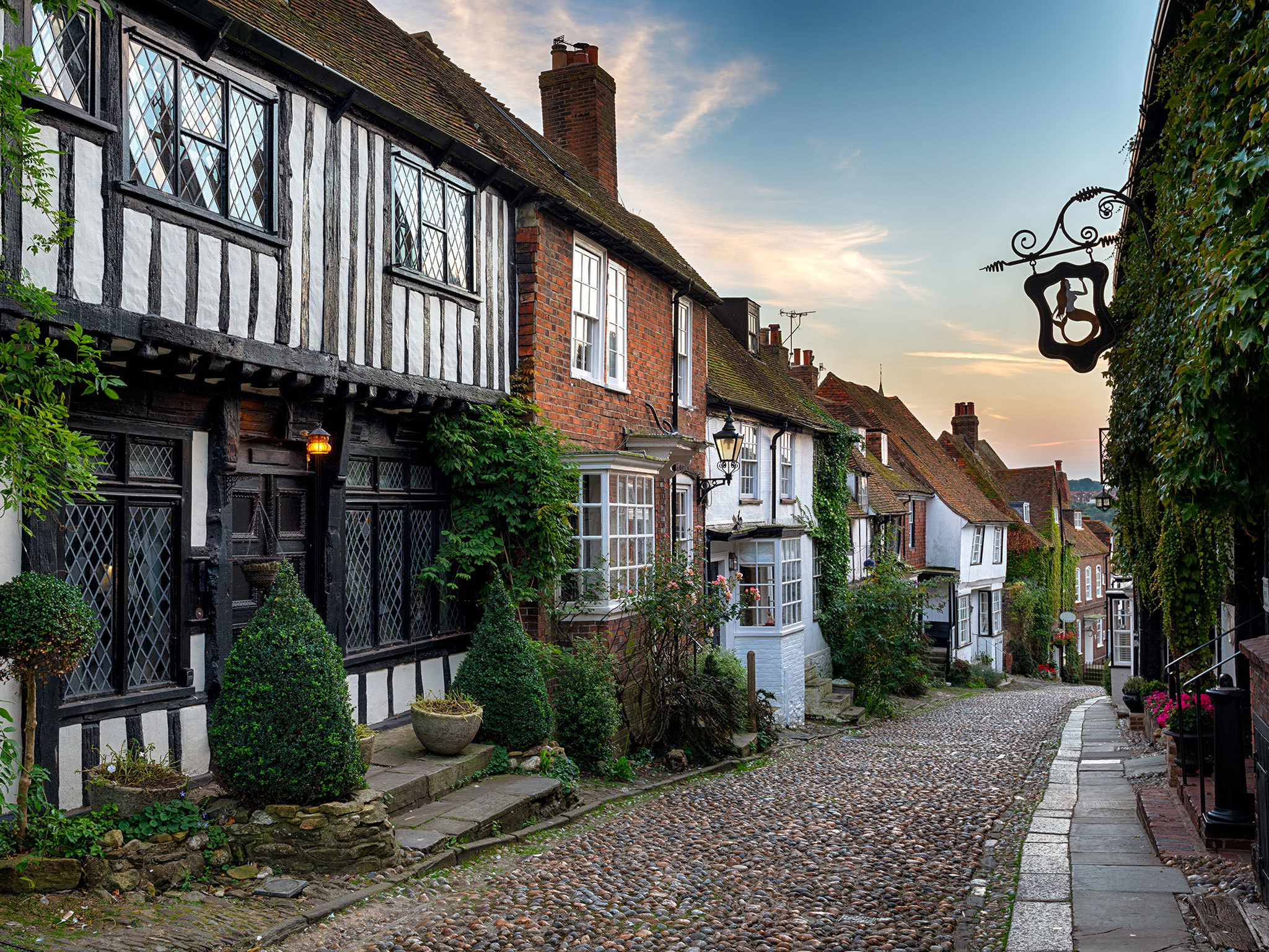 Rye - best day trips from London 2018