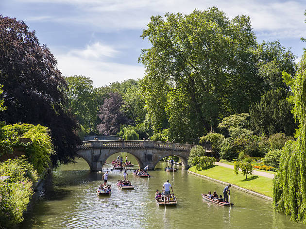 Cambridge - best day trips from London 2018