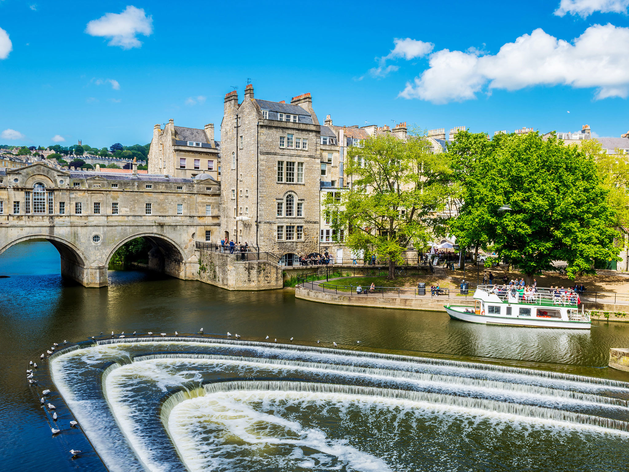 Bath - best day trips from London 2018