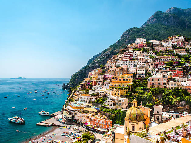Consider These Destination Wedding Locations All Around The World Amalfi Coast Italy