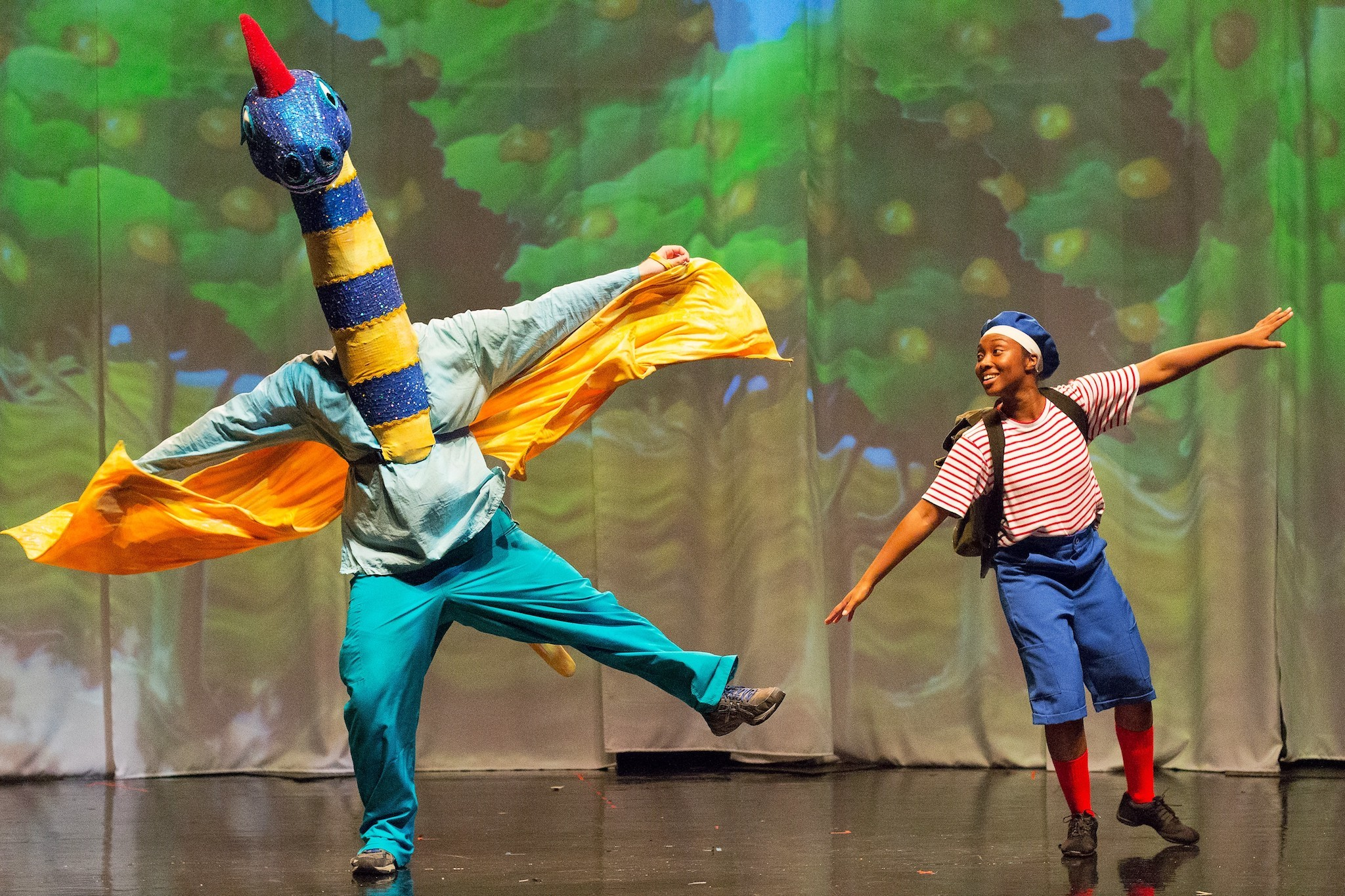 The Annenberg Center presents the Philadelphia International Children's Festival