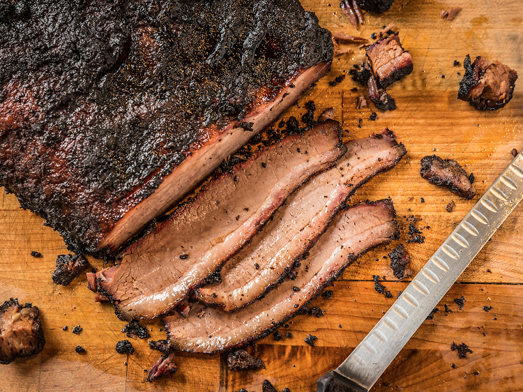The best BBQ in Chicago