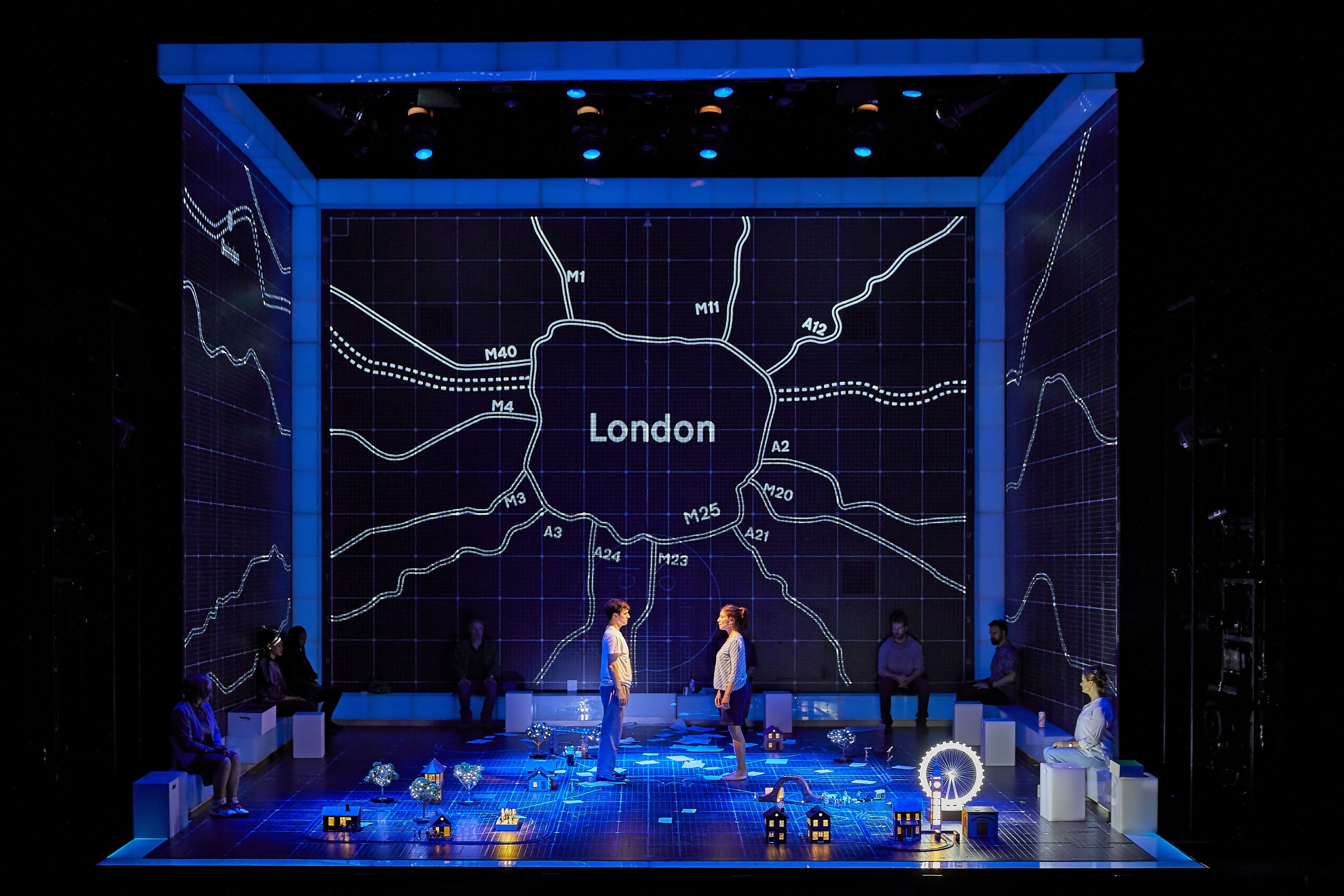 Preview: The Curious Incident of the Dog in the Night-Time