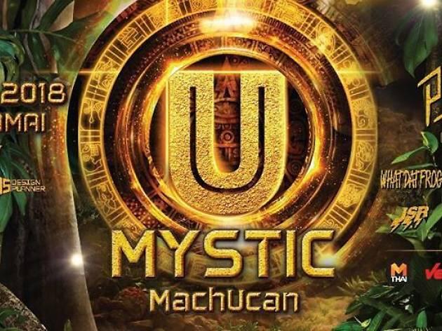 U Mystic MachUcan