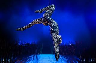 Cirque du Soleil takes to the streets